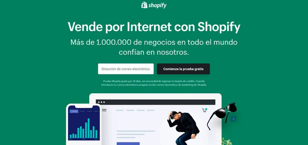 shopify saas cms ecommerce